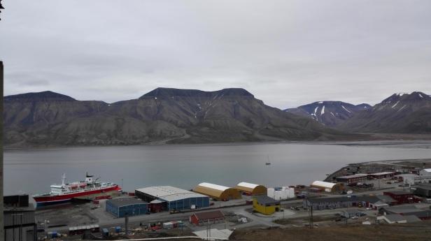 Fig 1 Svalbard Port